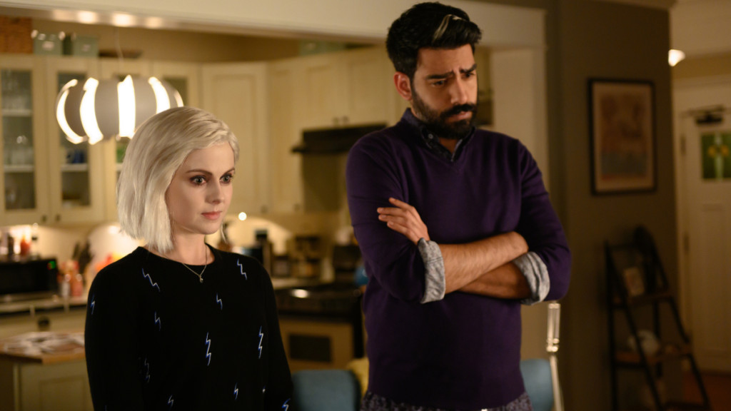 iZombie Bye, Zombie review