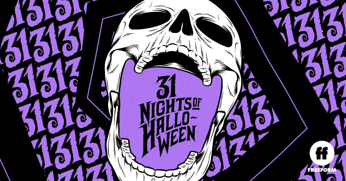 31 Nights of Halloween Lineup 2019