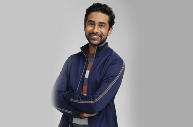 Suraj Sharma Interview God Friended Me Season 2