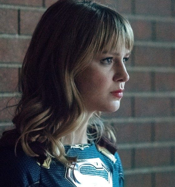 Supergirl Blurred Lines Review