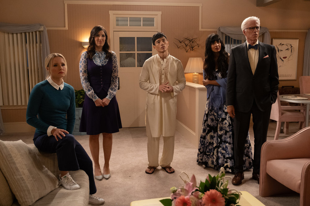 The Good Place - Tinker, Tailor, Demon, Spy