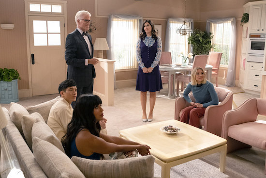 The Good Place - Help Is Other People