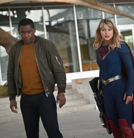 Supergirl The Wrap of Rama Khan Review