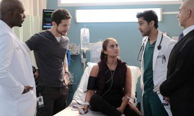 The Resident Out for Blood Review