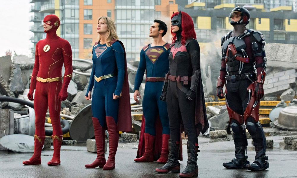 Crisis on Infinite Earths The CW Review