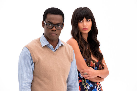 The Good Place You've Changed, Man Review