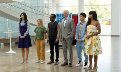 The Good Place Patty Review