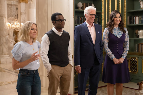 The Good Place Whenever You're Ready Review