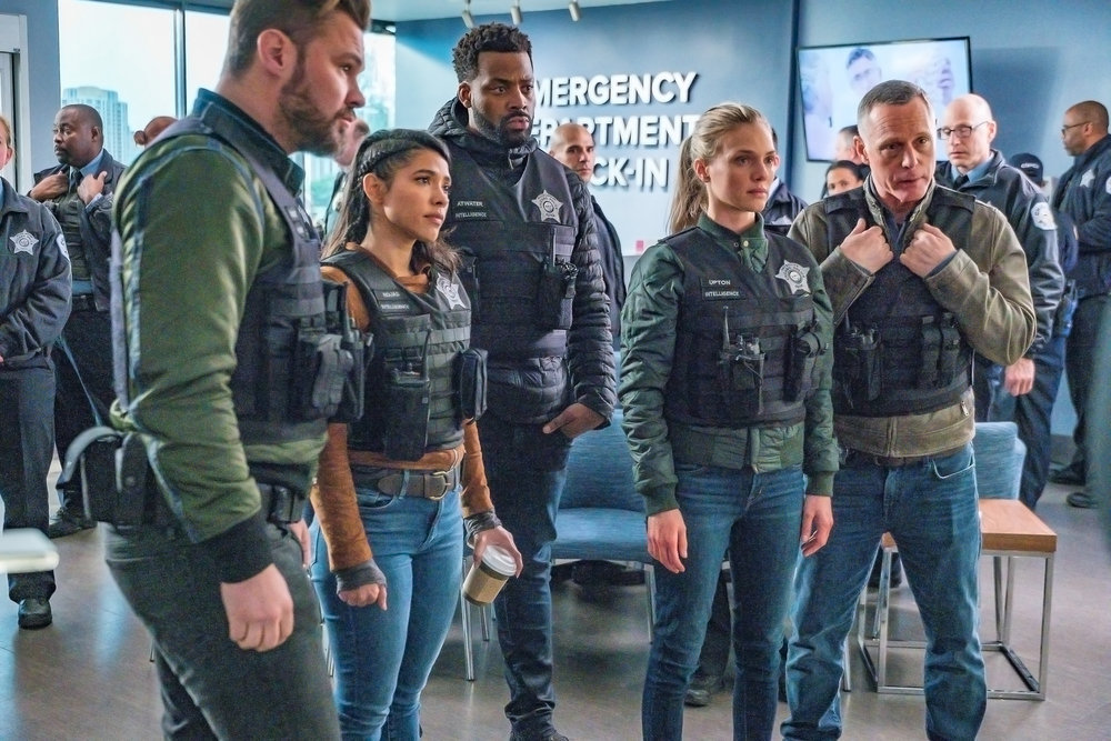 Chicago PD Mercy Review
