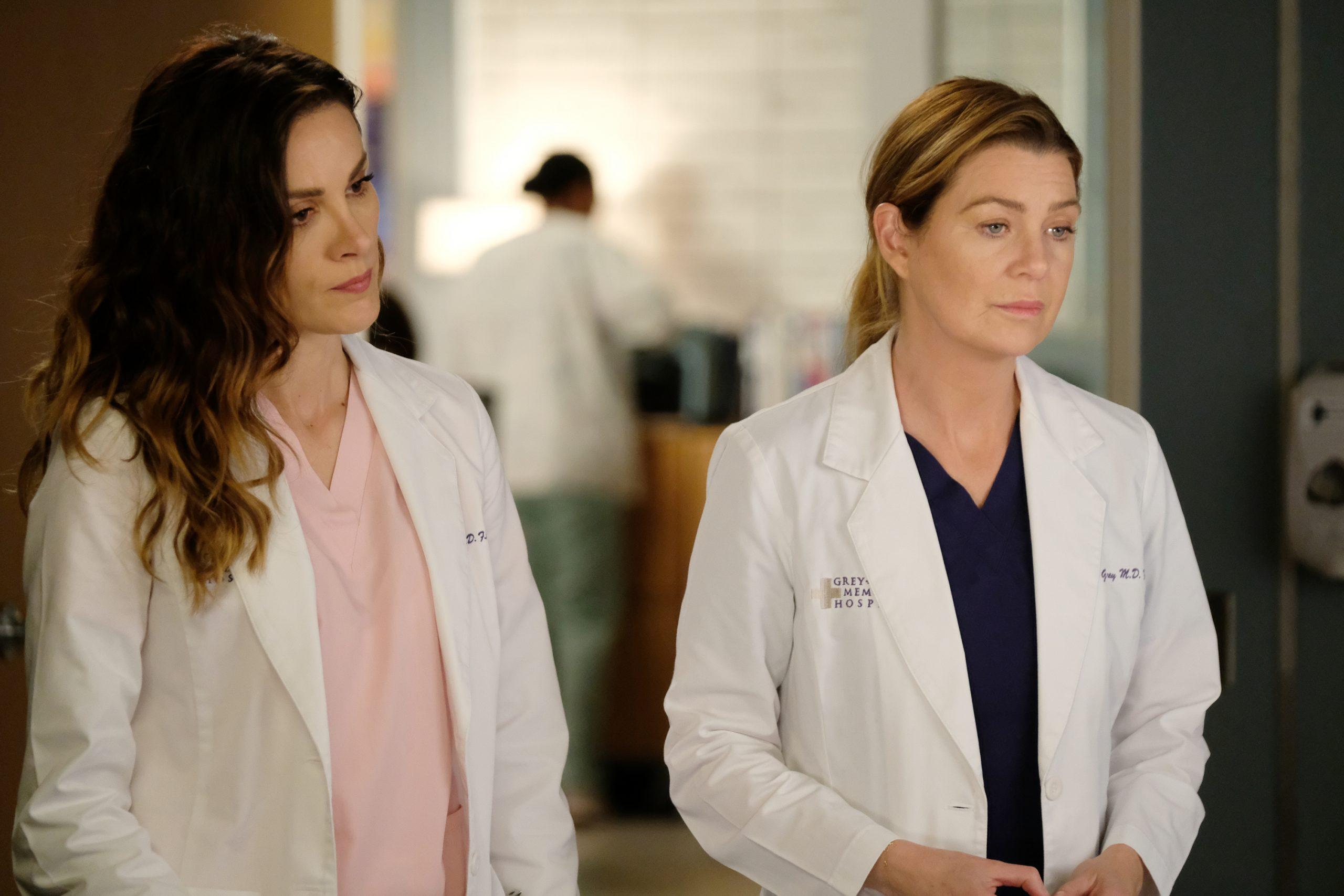 Grey's Anatomy Snowblind Review 16x15