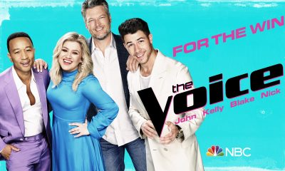 The Voice Season 18 promo poster