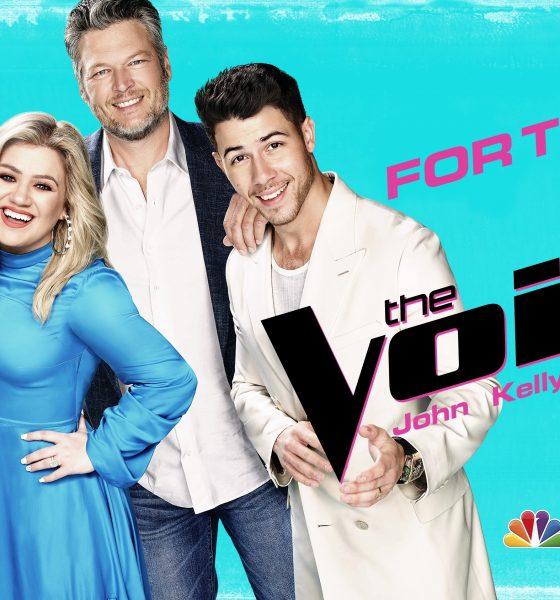The Voice Season 18 promo poster
