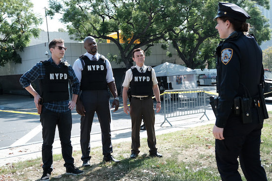 Brooklyn Nine-Nine Manhunter Review