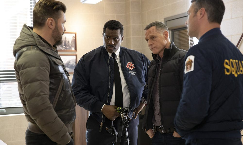 Chicago Fire and Chicago PD crossover Off the Grid 2020