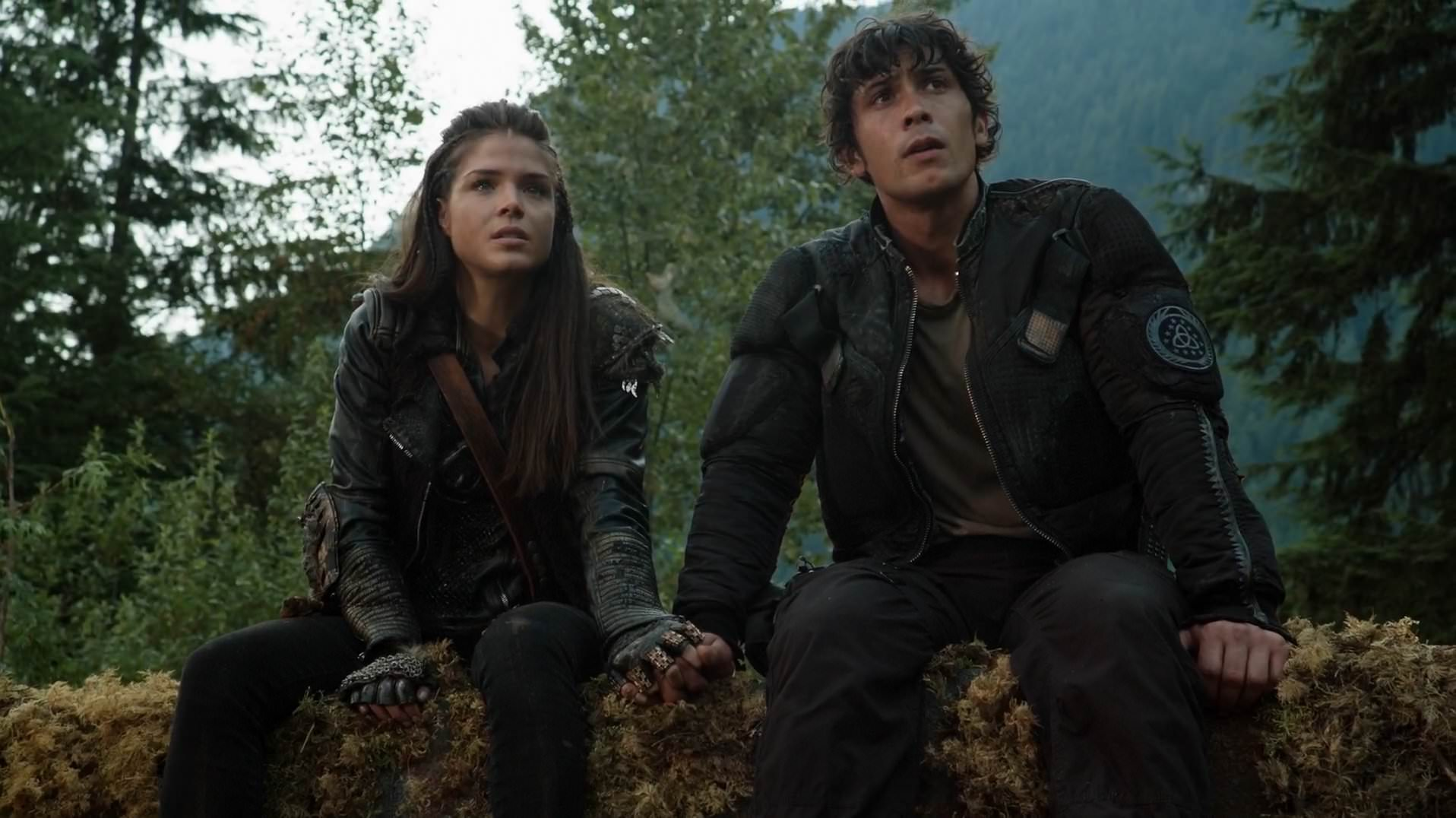 Bellamy and Octavia/The CW