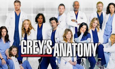 Grey's Anatomy cast photo