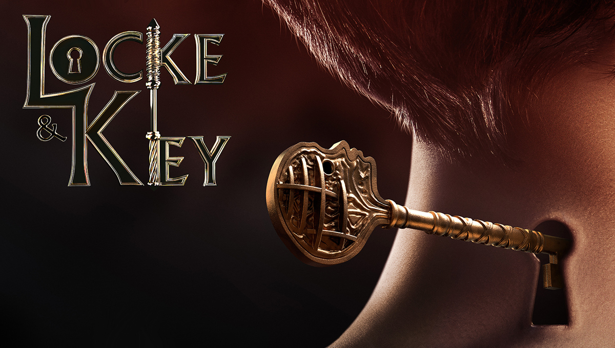 Locke and Key Coming to Netflix in February