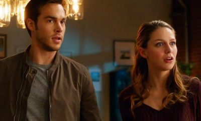 Melissa Benoist and Chris Wood Expecting first Child
