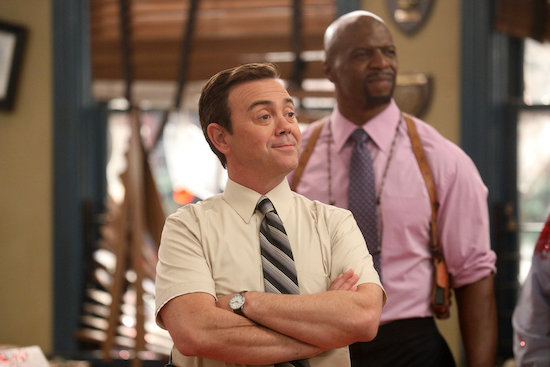 Brooklyn Nine-Nine Dillman Review