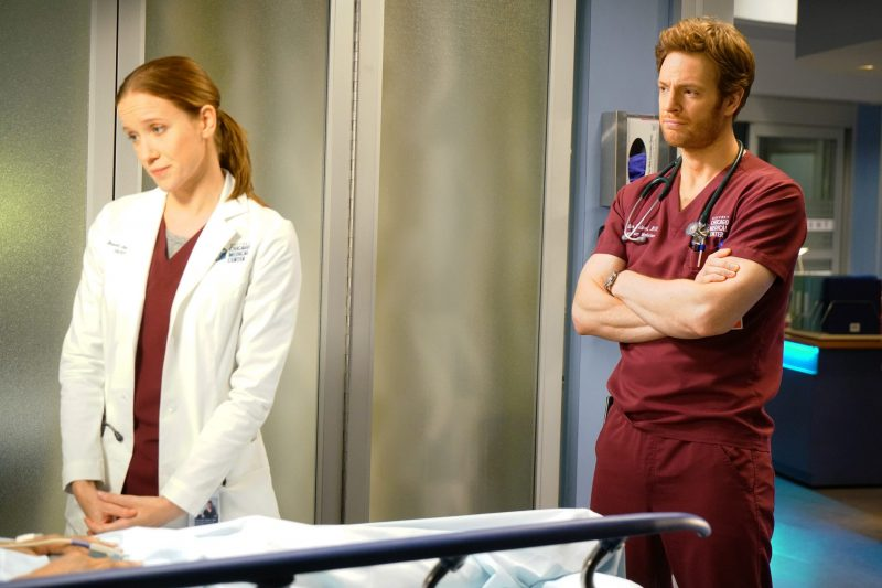 Chicago Med 100th Episodes The Ghosts of the Past Review