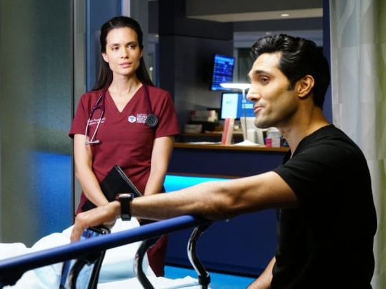 Chicago Med In the name of love Review