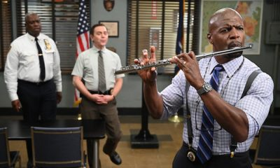 Brooklyn Nine-Nine Admiral Peralta Review