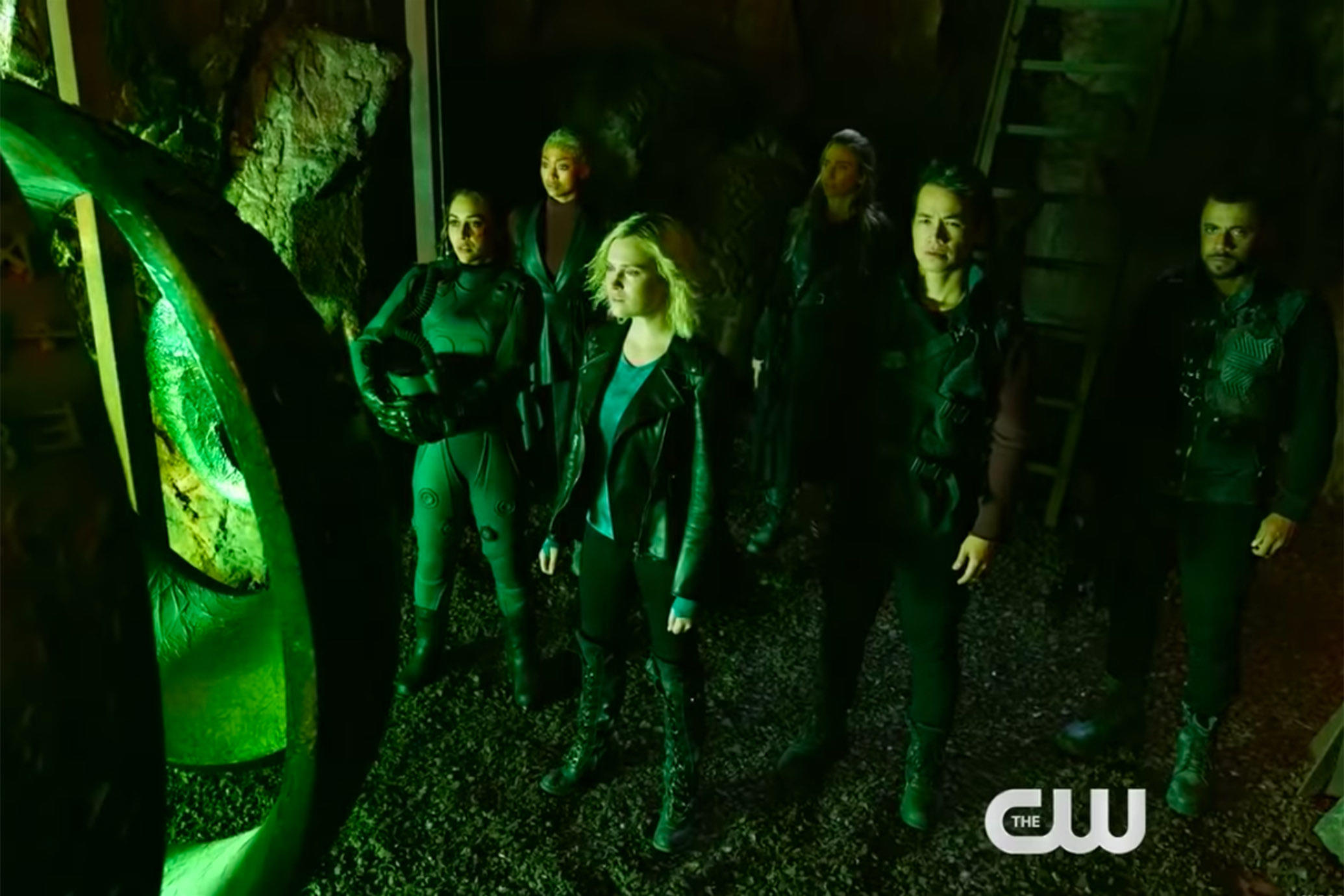 The 100/The CW