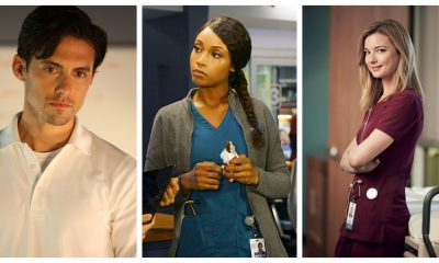 7 TV Nurses We'd Trust With Our Lives