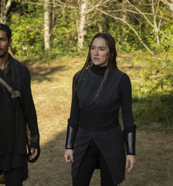 The 100 The Garden Review