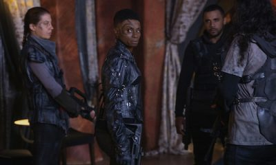 The 100 From The Ashes Review