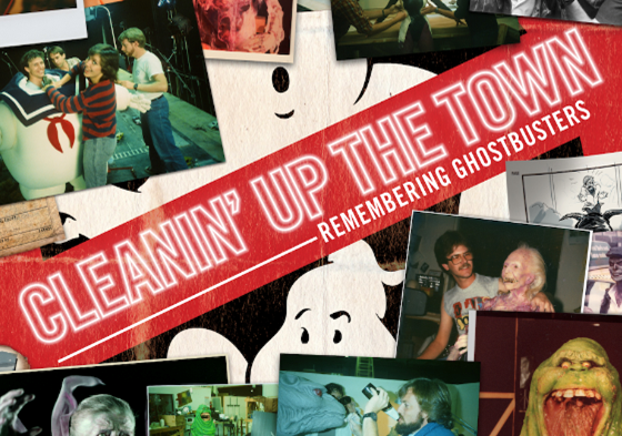 Cleanin' Up The Town: Remembering Ghostbusters documentary coming to Crackle