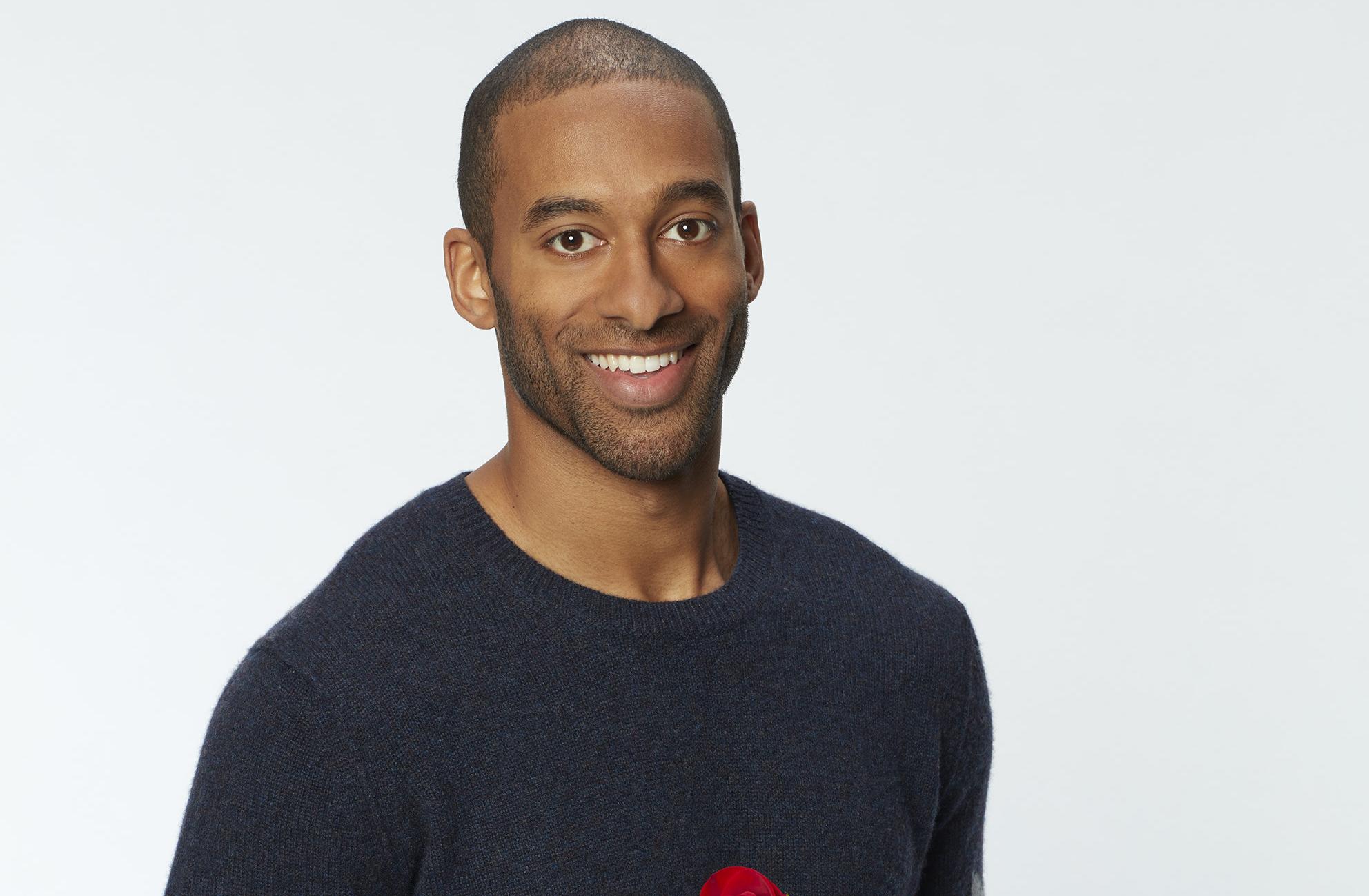 The Bachelor casts first black male lead Matt James
