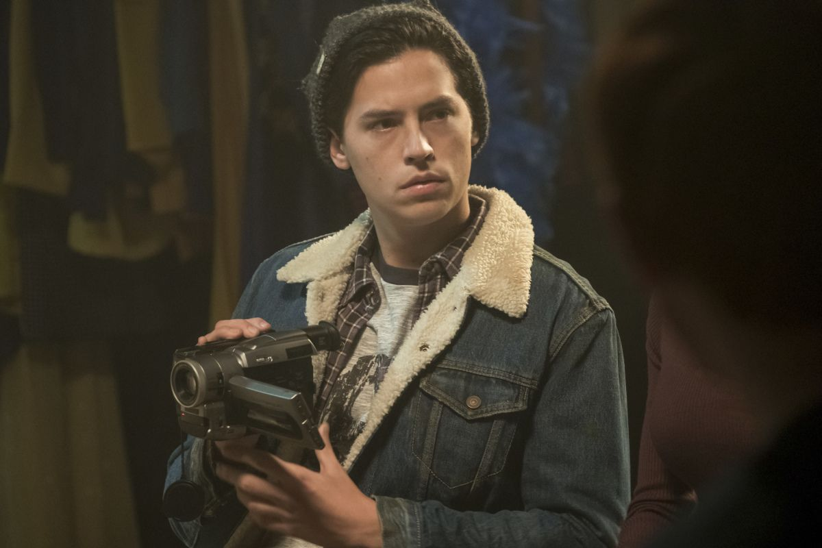 Cole Sprouse on Riverdale arrested during George Floyd protest