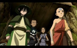 Avatar: The Last Airbender/Nickelodeon