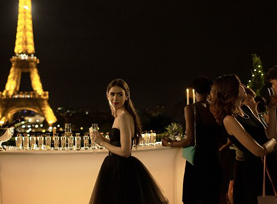 Emily in Paris is Your New Fall TV Obsession