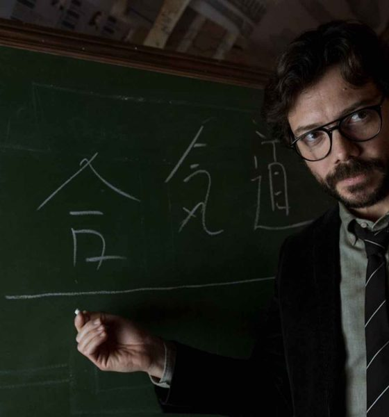 Alvaro Morte Teases the Professor's Return on Money Heist Season 5