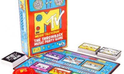 This MTV Board Game Is Here to Test Your Musical Knowledge