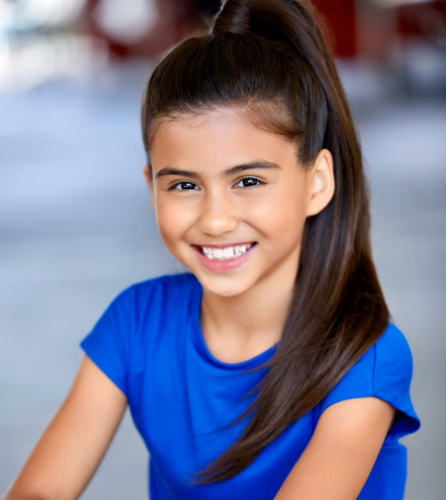 Netflix Selena: the Series Madison Taylor Baez