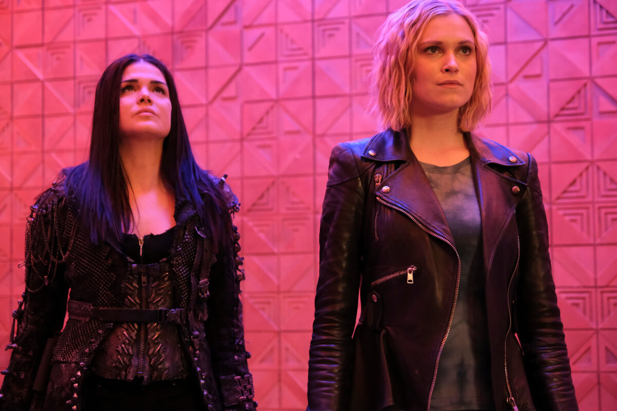 The 100 Series Finale season 7 episode 16 the last war review