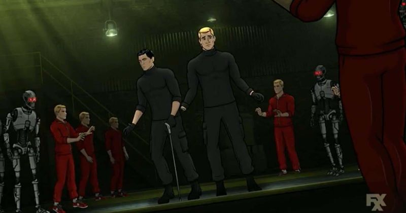 Archer An Old Foe Returns Review