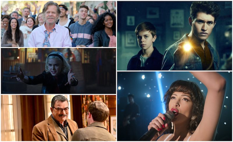 What to watch in December 2020 including Shameless, Blue Bloods, and Chilling Adventures of Sabrina