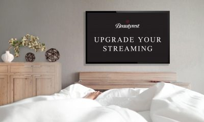 Beautyrest Upgrade My Streaming this Holiday Season