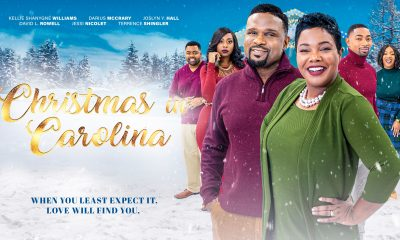 Christmas in Carolina Holiday Movie to watch in 2020