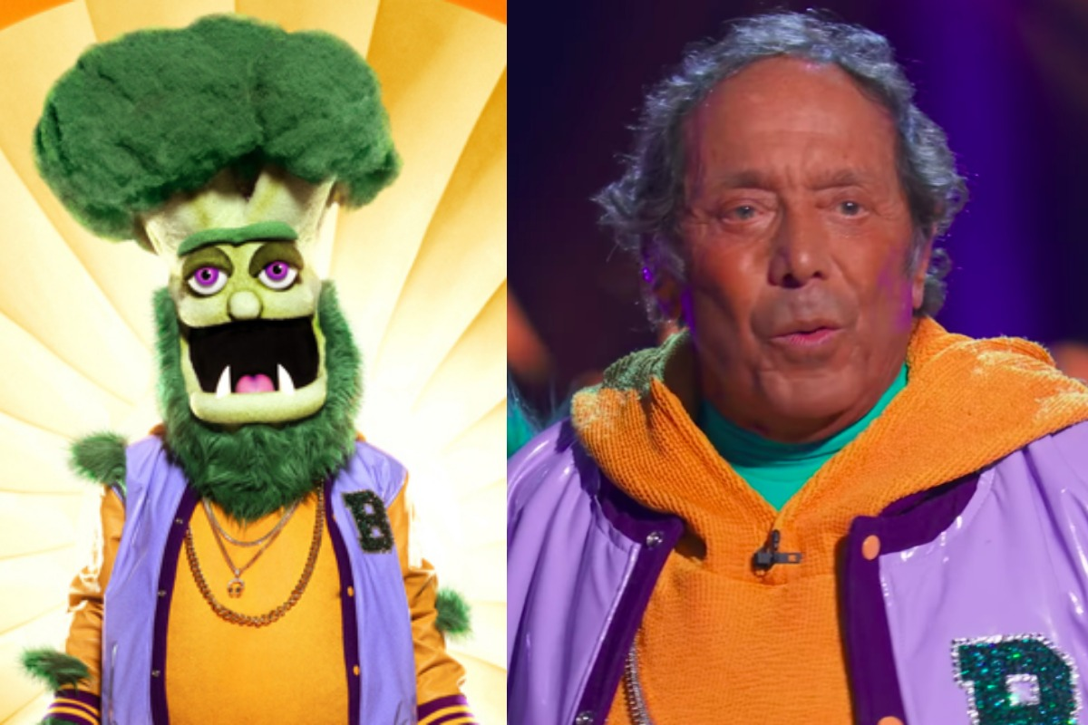 Paul Anka on the Masked Singer season 4 episode 9