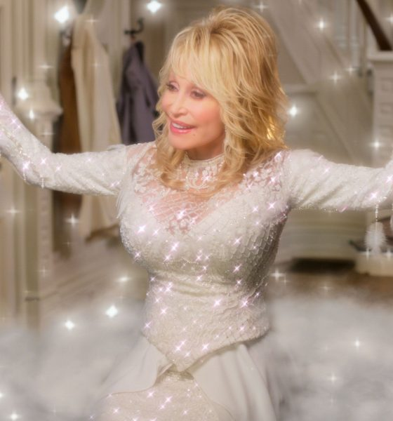 Dolly Parton to Bring Christmas Cheer to CBS in Brand New Special Holly Dolly Christmas