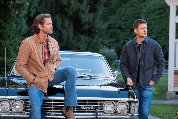 Supernatural Carry On Review