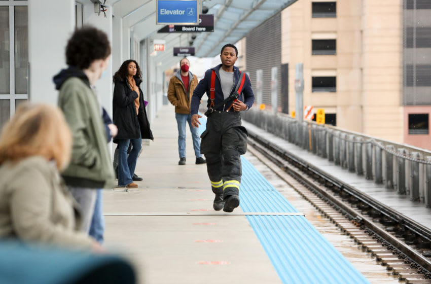 Chicago Fire That Kind of Heat Review
