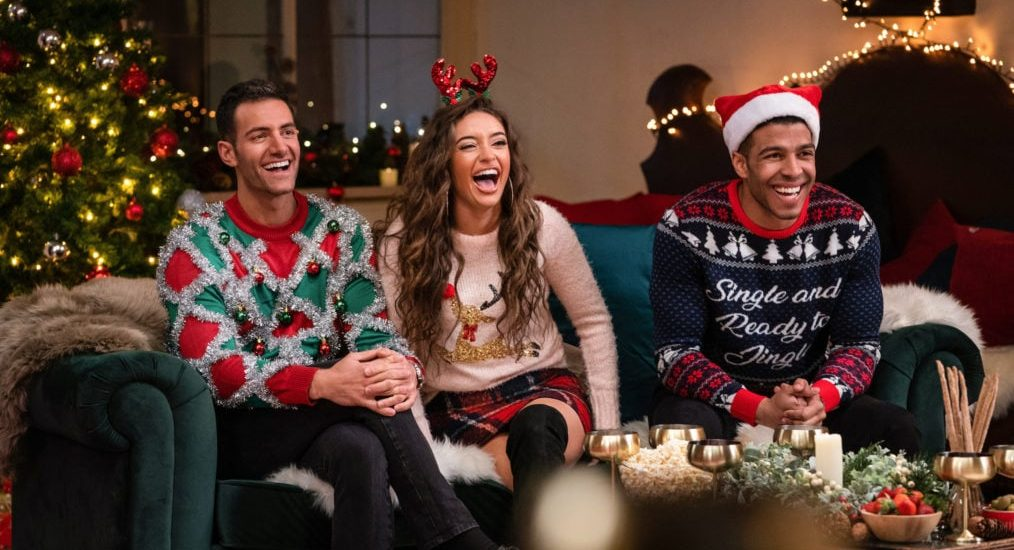 Best Tweets About HBO Max's Holiday Reality Series 12 Dates of Christmas