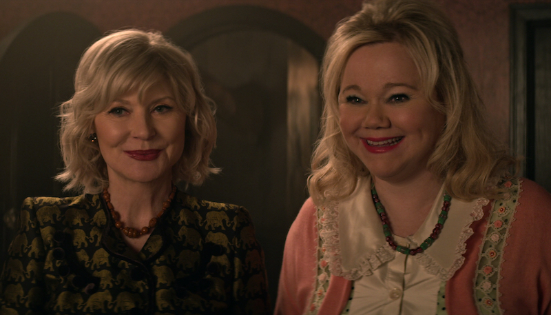 Chilling Adventures of Sabrina merges with Sabrina the Teenage Witch and welcomes Caroline Rhea, Beth Broderick