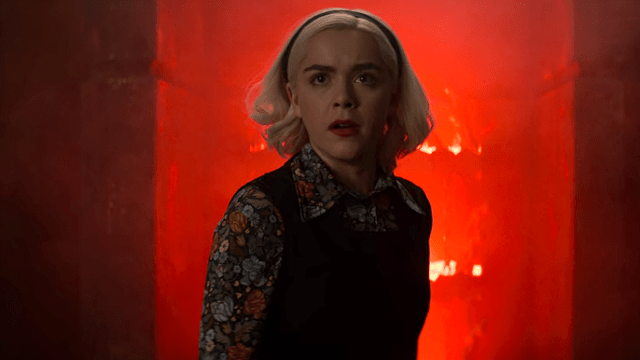 Watch the Season 4 Trailer of Chilling Adventures of Sabrina